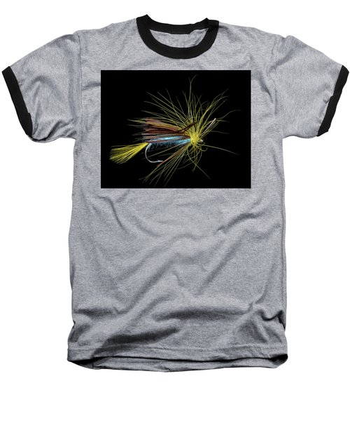 Fly-fishing 6 Baseball T-Shirt