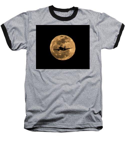 Fly Me Away Baseball T-Shirt