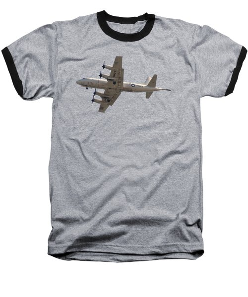 Fly Navy T-shirt Baseball T-Shirt by Bob Slitzan