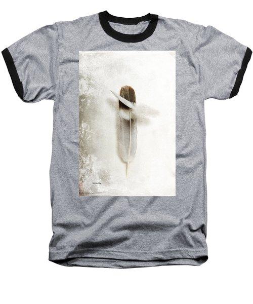 Flying Feathers Baseball T-Shirt