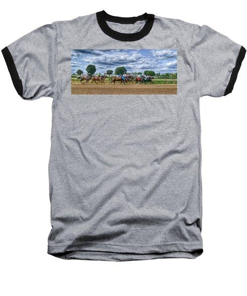 Flying Baseball T-Shirt