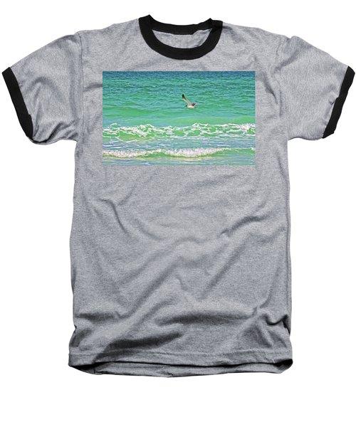 Flying Solo Baseball T-Shirt