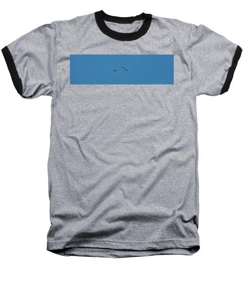 Flying Swans #g0 Baseball T-Shirt