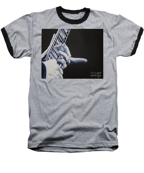 Fn Blues Baseball T-Shirt
