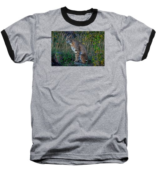 Focused On The Hunt Baseball T-Shirt