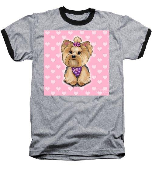 Fofa Hearts Baseball T-Shirt