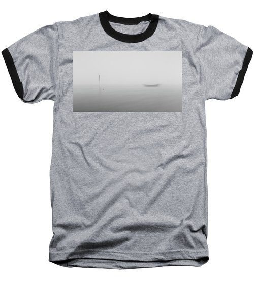 Baseball T-Shirt featuring the photograph Fog Day 2 by Bruno Rosa