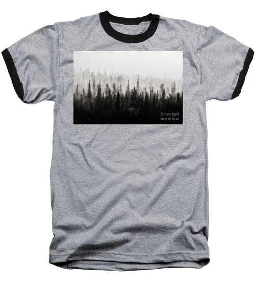 Foggy Baseball T-Shirt