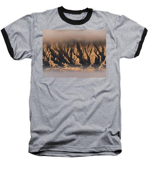 Foggy Butte Baseball T-Shirt