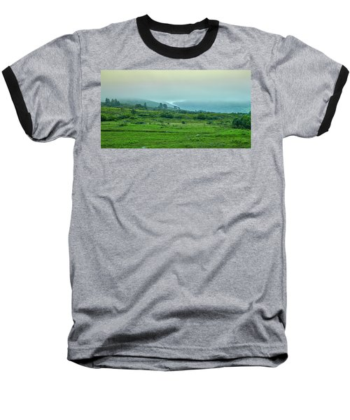 Foggy Day #g0 Baseball T-Shirt