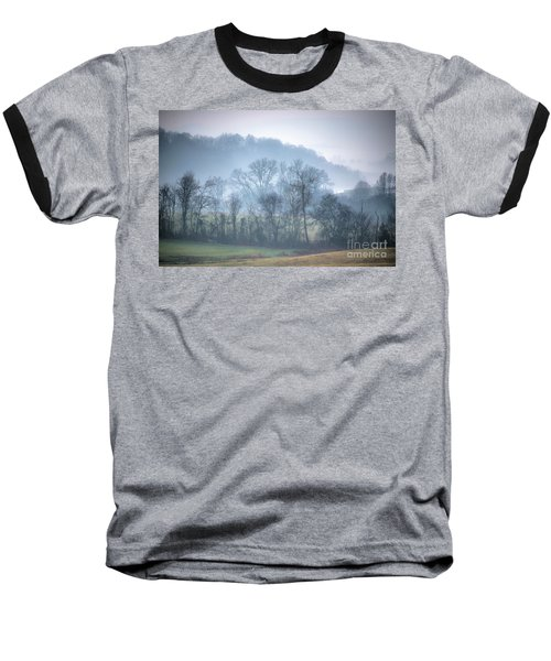 Foggy Hills Baseball T-Shirt