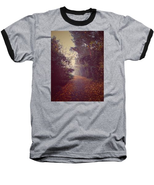 Foggy Baseball T-Shirt