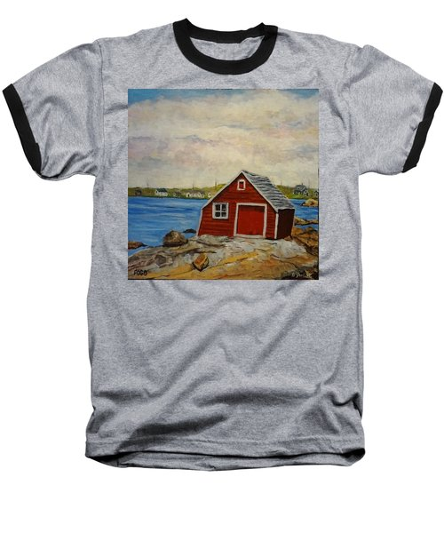 Fogo Baseball T-Shirt