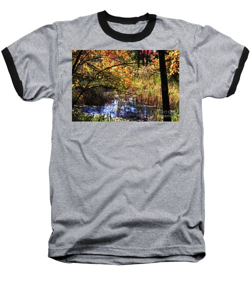 Foliage Nrrt Baseball T-Shirt