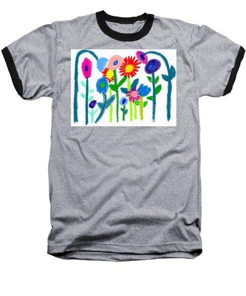 Folk Garden Baseball T-Shirt
