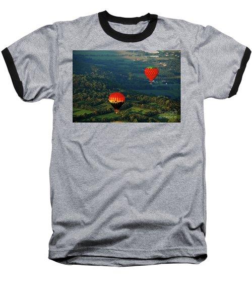 Follow Me Baseball T-Shirt by Lori Tambakis