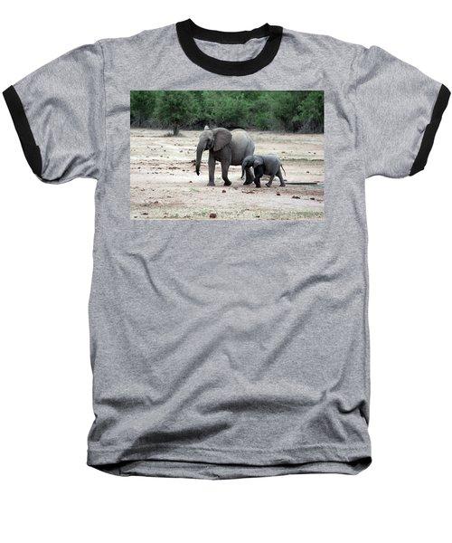 Follow Me Baseball T-Shirt