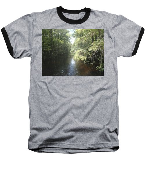 Follow The Light Baseball T-Shirt