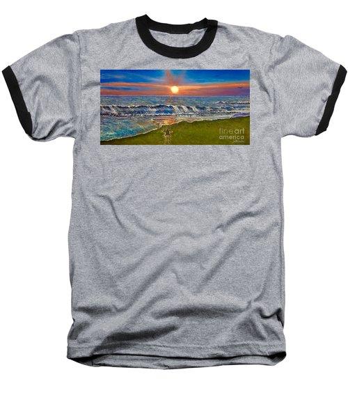 Follow The One True Light Baseball T-Shirt