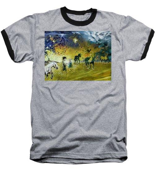 Following Esme Baseball T-Shirt