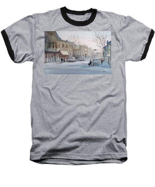 Fond Du Lac - Downtown Baseball T-Shirt
