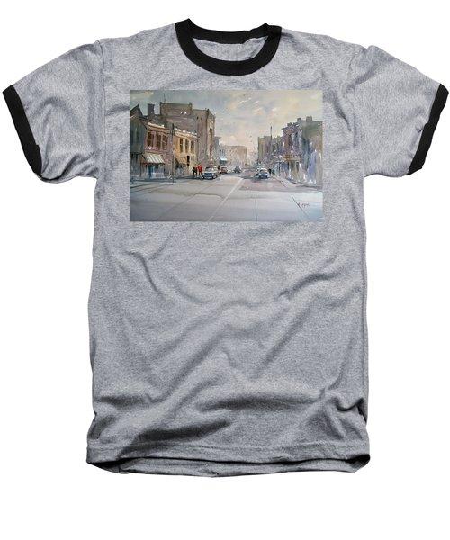 Fond Du Lac - Main Street Baseball T-Shirt