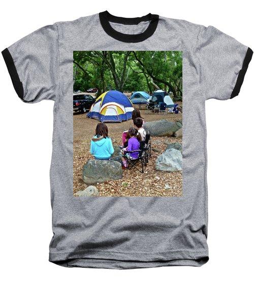 Fond Memories Baseball T-Shirt