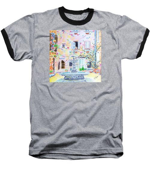 Fontaine Baseball T-Shirt