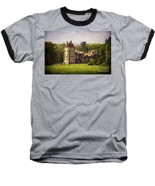 Fonthill By Day Baseball T-Shirt