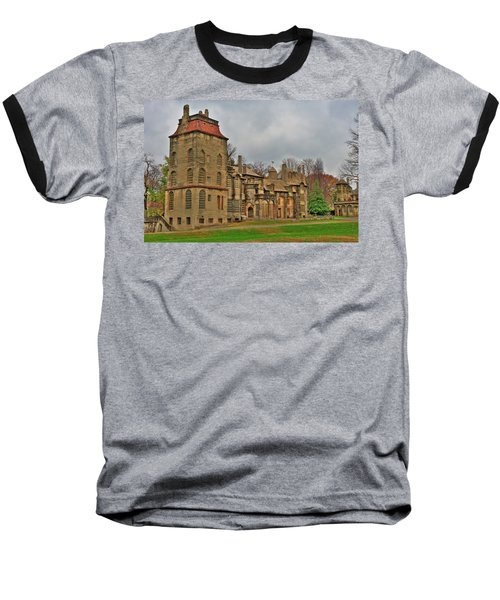 Fonthill Castle Baseball T-Shirt