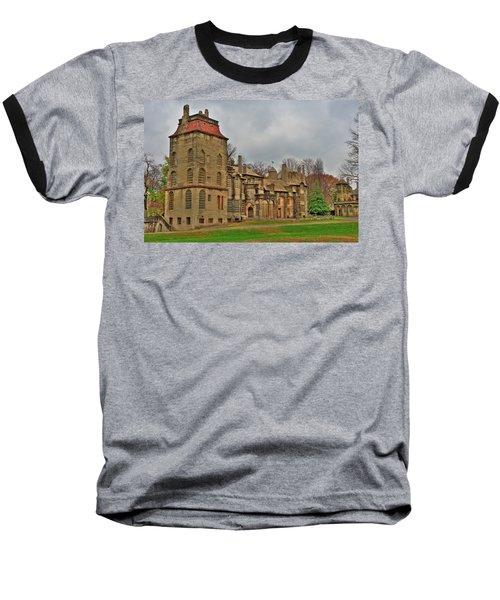 Fonthill Castle Baseball T-Shirt