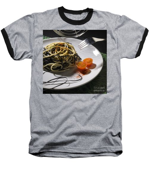 Food Baseball T-Shirt