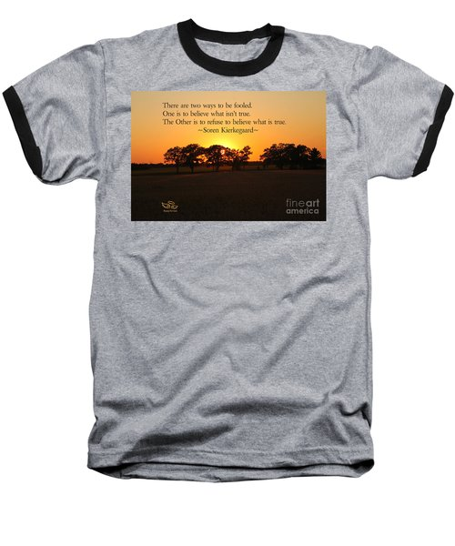 Fooled Baseball T-Shirt