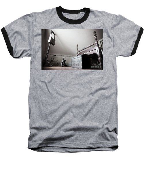 Foot Of The Bed Baseball T-Shirt