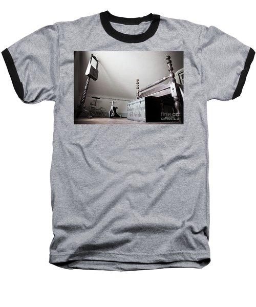 Foot Of The Bed Baseball T-Shirt