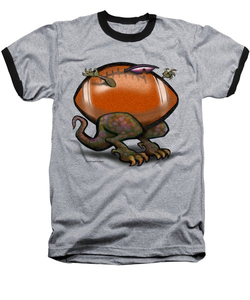 Football Beast Baseball T-Shirt