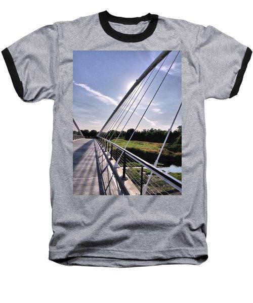 Footbridge 1 Baseball T-Shirt