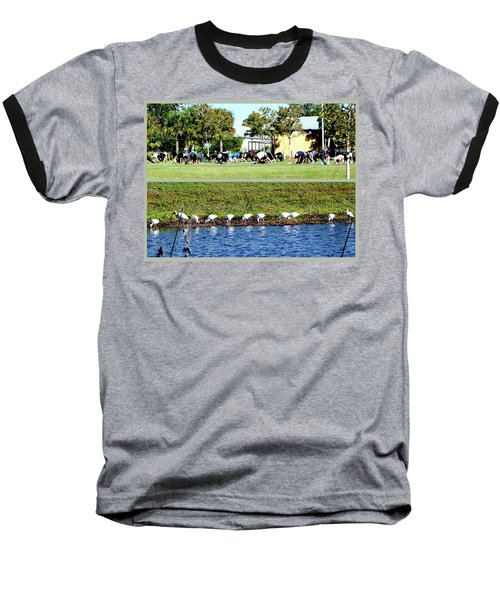 For All Species Baseball T-Shirt
