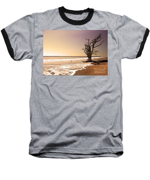 Baseball T-Shirt featuring the photograph For Just One Day by Dana DiPasquale