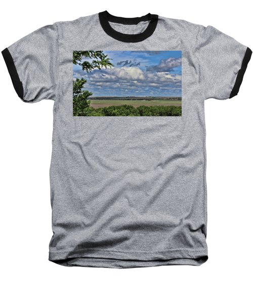 For Spacious Skies Baseball T-Shirt