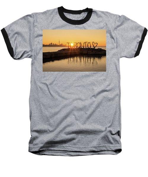 For The Love Of Toronto Baseball T-Shirt