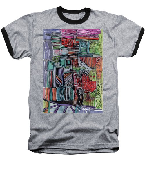 For Two Brothers Baseball T-Shirt by Sandra Church