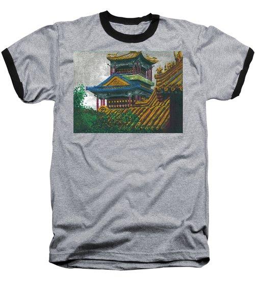 Forbidden City Baseball T-Shirt