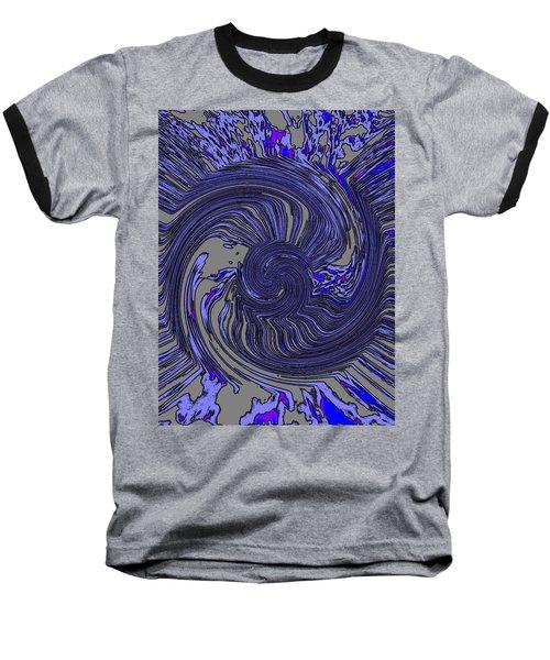 Force Of Nature Baseball T-Shirt by Tim Allen