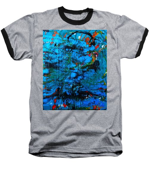 Forces Of Nature Baseball T-Shirt