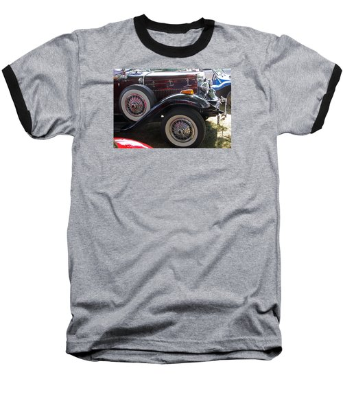 Ford 1932 Profile Baseball T-Shirt