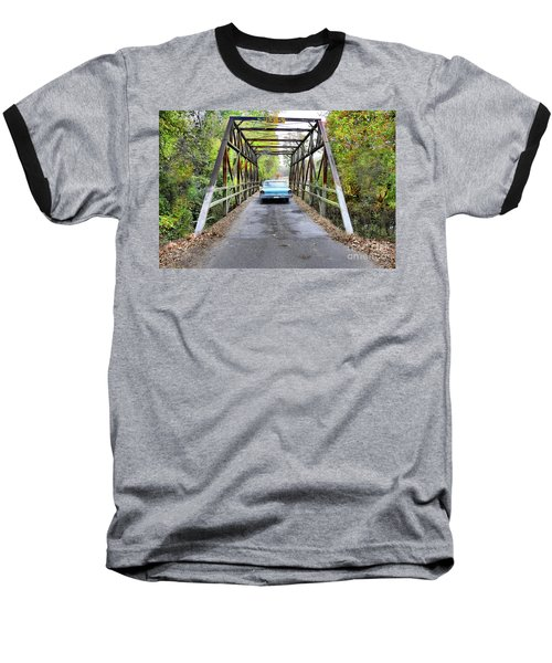 Ford And Fall Baseball T-Shirt