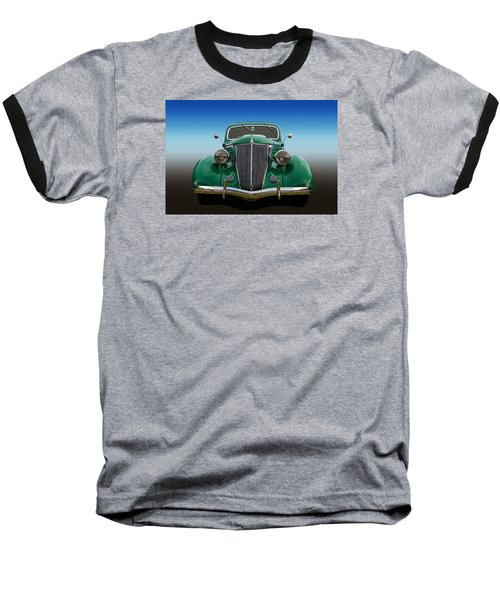 Baseball T-Shirt featuring the photograph Ford Coupe by Keith Hawley