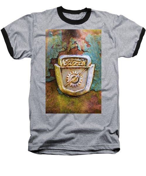 Ford Emblem Baseball T-Shirt