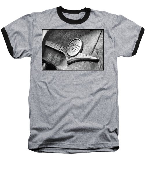 Ford F-600 Emblem Baseball T-Shirt